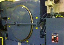Industrial Dryers for Admiral Linen